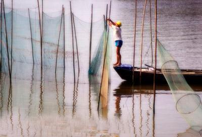 迷魂阵渔网销售 所属分类:渔业捕捞网 编  号:7030001236 规  格